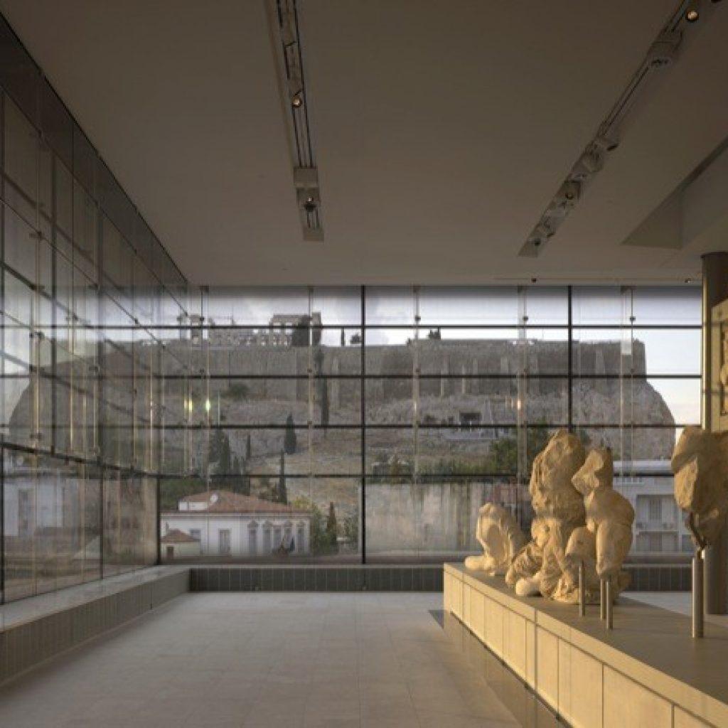 Discover Classical Athens_Acropolis museum