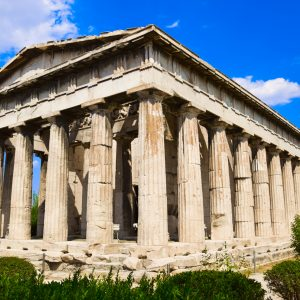 Discover Classical Athens_Temple of Hephaestus