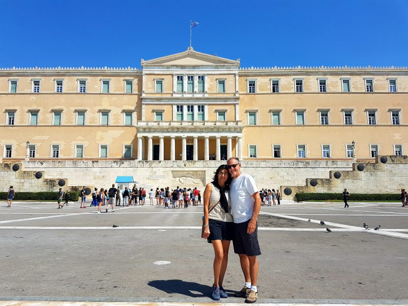 private tour of classical Athens