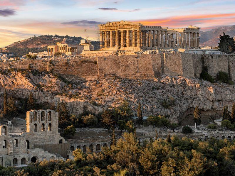 Athens Parthenon Ancient Greece TOurs