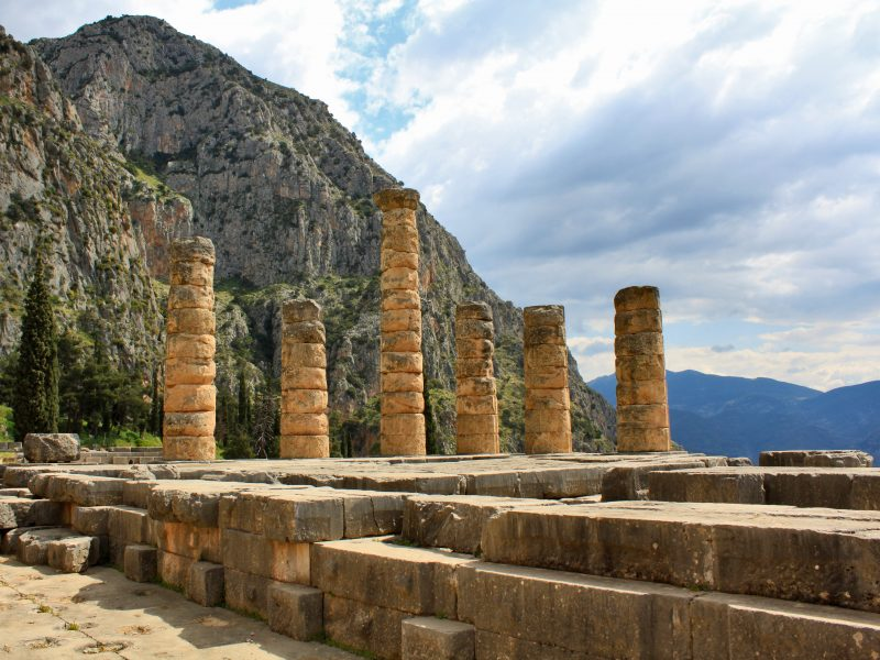 private tour of Delphi & Thermopylae