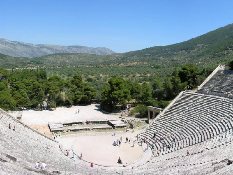private tour of Epidaurus
