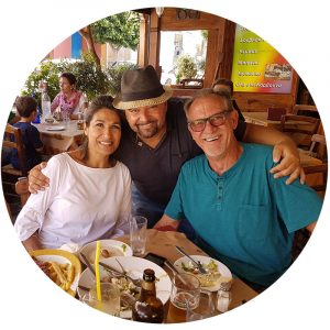 About Ancient Greece Tours_Happy customers Gemelos