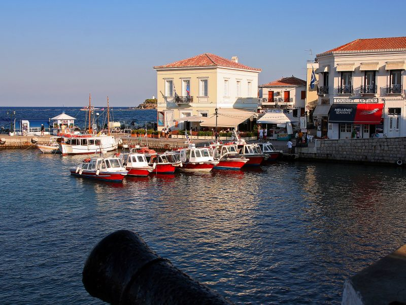Private excursion to Spetses - Ancient Greece Tours