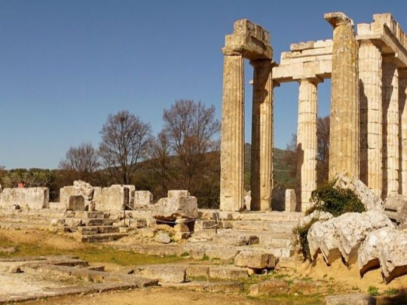 private tour of corinth and nemea