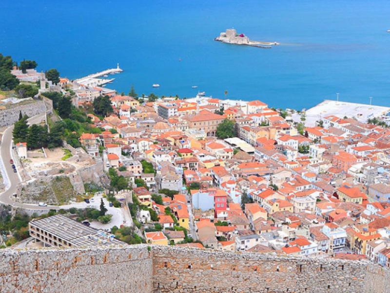 private tour of Argolis and Corinthia