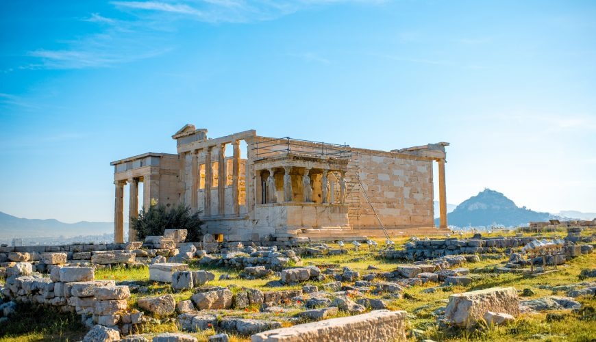 Discover the best places in Greece-Discover Classical Athens_Parthenon