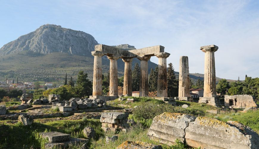 Discover Mythical Peloponnese
