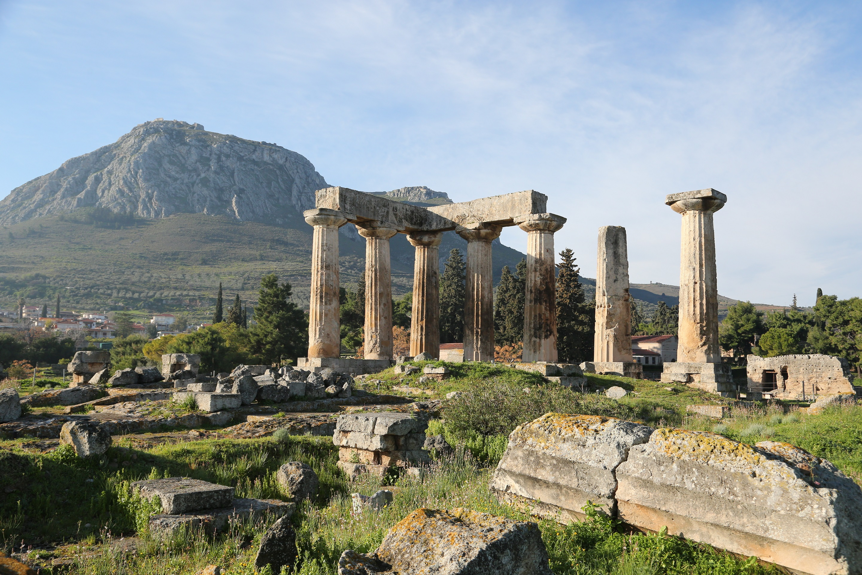 Discover the best places in Greece-Discover Mythical Peloponnese