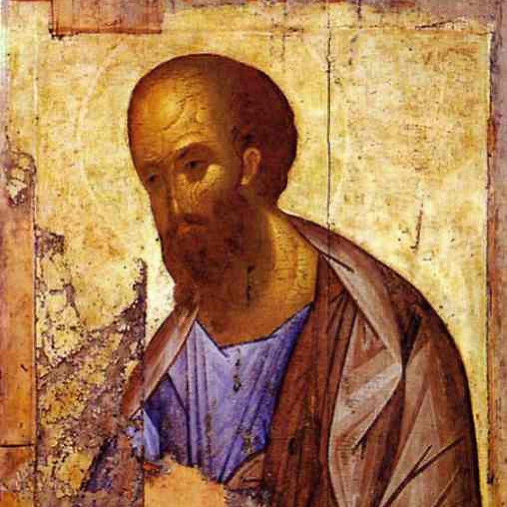 apostle paul in Corinth
