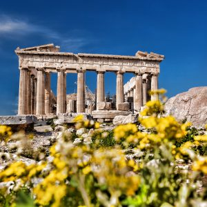 Discover Classical Athens_Acropolis in spring