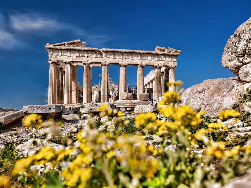 Discover Classical Athens Ancient Greece Tours