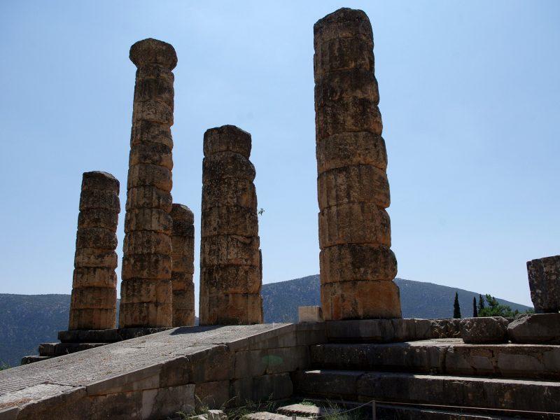 private tour of Delphi & Thermopylae