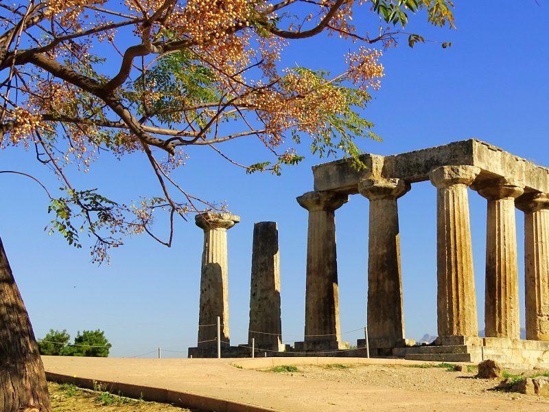 private biblical tour of Corinthia
