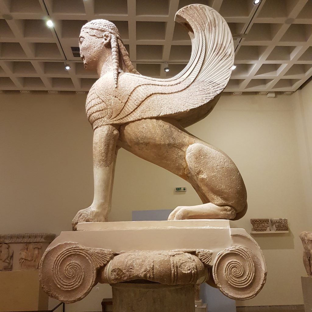 naxian sphinx delphi