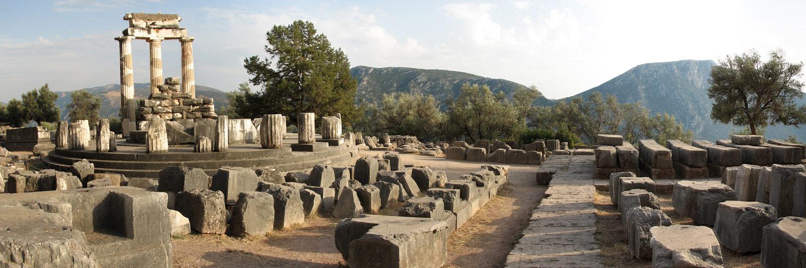 Athena-Pronaia-Delphi