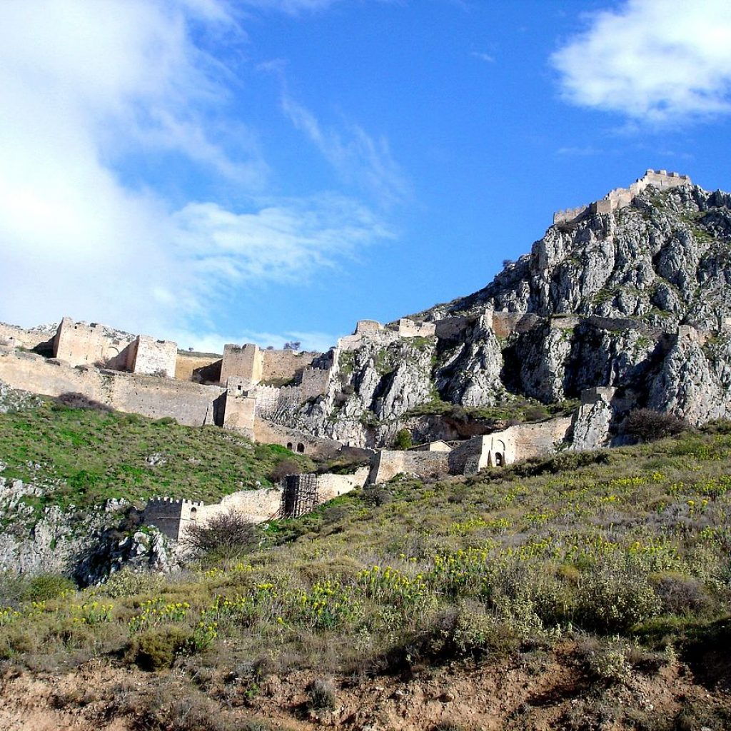Discover Mythical Peloponnese_Acrocorinth_Ancient Corinth