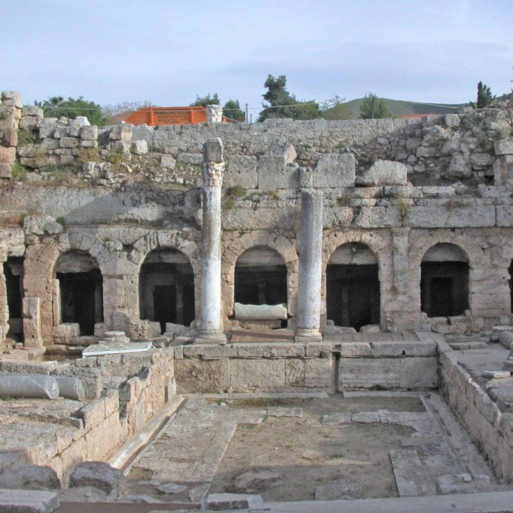 Discover Mythical Peloponnese_Ancient City of Corinth