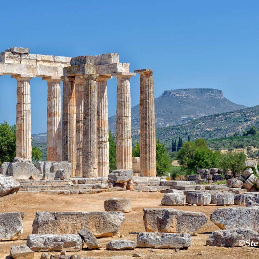 Discover Mythical Peloponnese_Nemea_Temple of Zeus