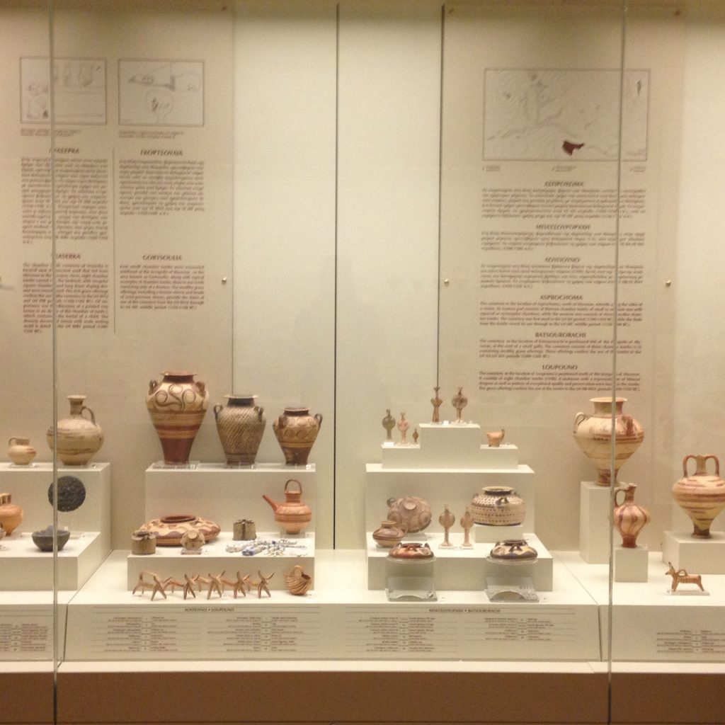 Discover Mythical Peloponnese_Archaeological-museum-of-Mycenae