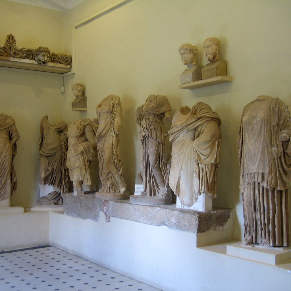 Discover Mythical Peloponnese_Archaeological_Museum_of_Epidaurus