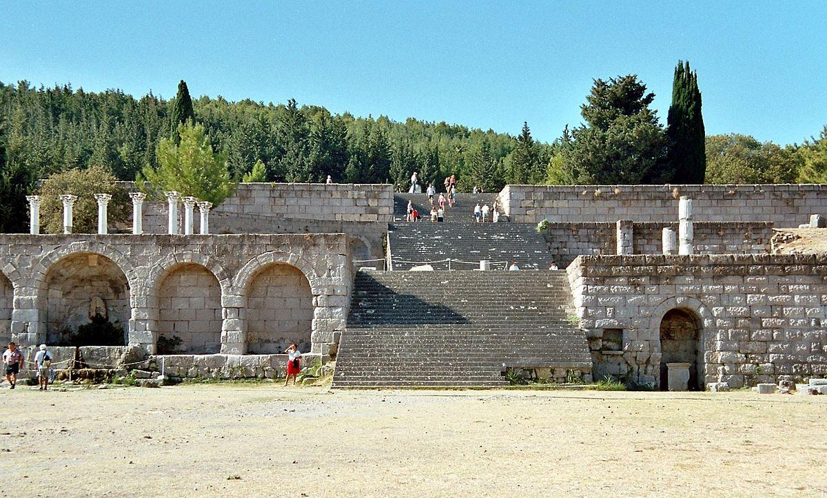 Discover Mythical Peloponnese_Asklepeion_Epidaurus