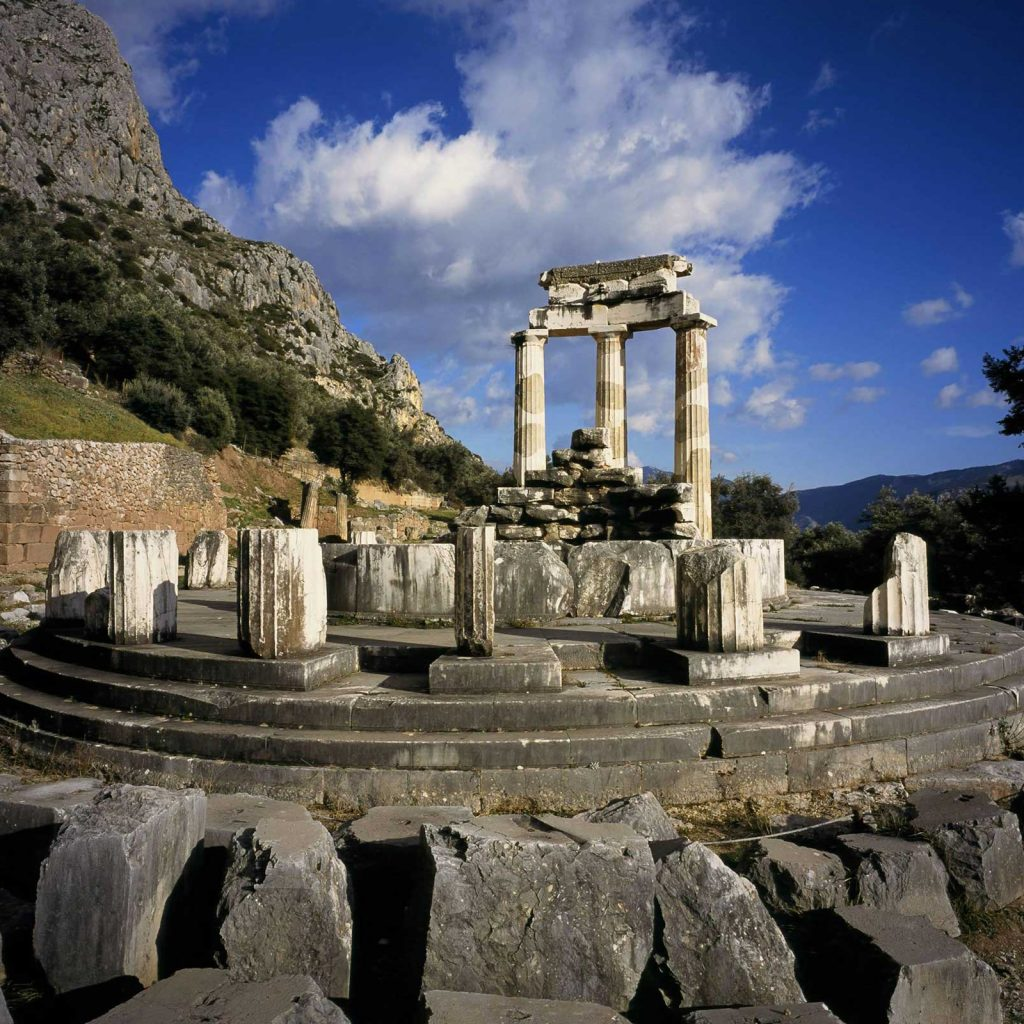 Temple of Apollo_Delphi