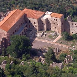 Discover_peloponnese_medieval_side_Mystras_Despot's_Palace