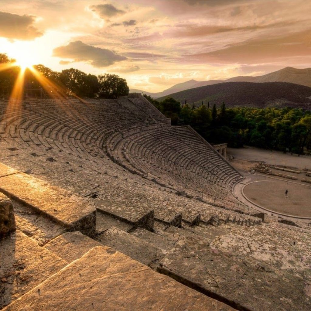 Discover Mythical Peloponnese_Epidaurus theater_Peloponnese