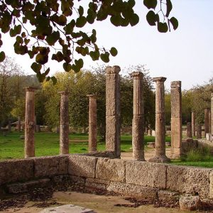 Discover Mythical Peloponnese_Gymnasium_Olympia