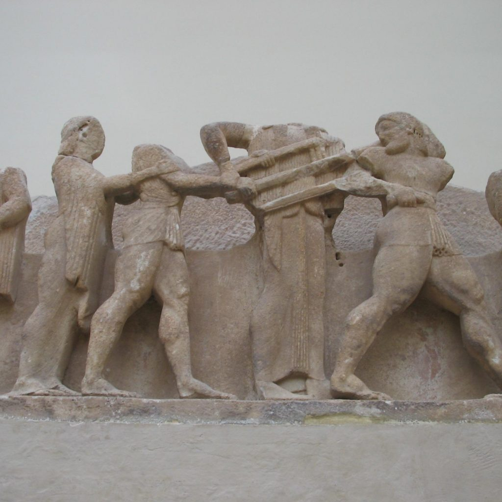 Hercules vs Apollo Delphi