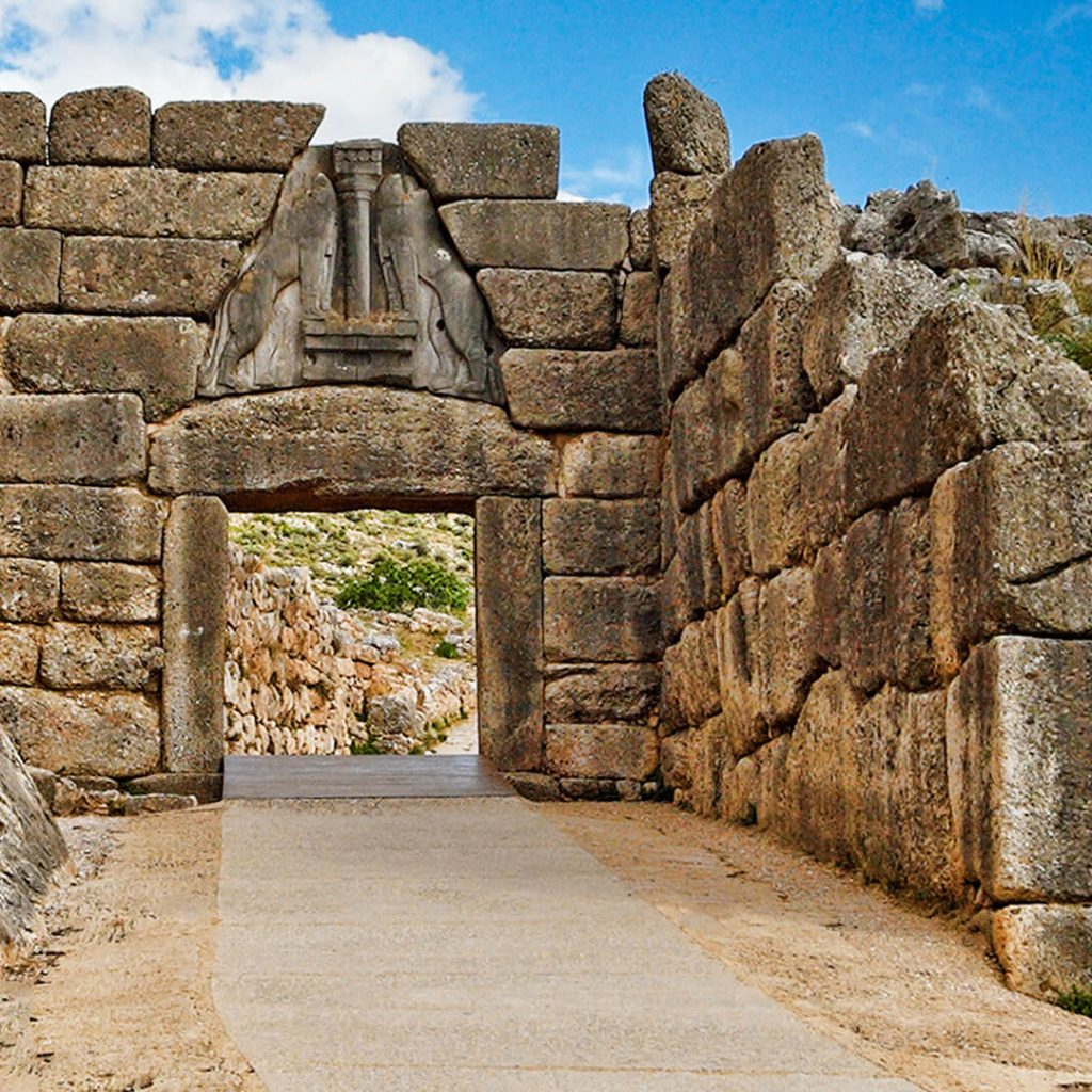 Discover Mythical Peloponnese_Mycenae The Linos Gate
