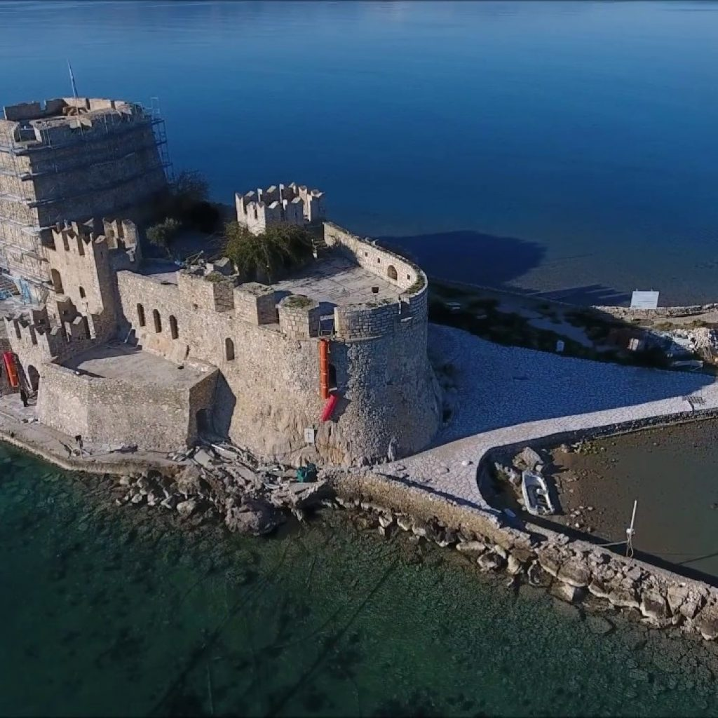 Discover_Peloponnese_medieval_side_Nafplio - Bourtzi