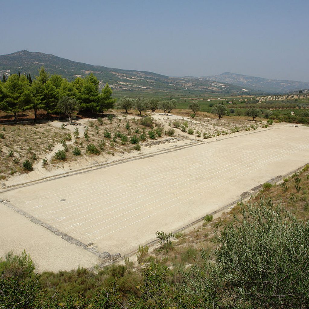 Discover Mythical Peloponnese_Nemea_Ancient_Stadium