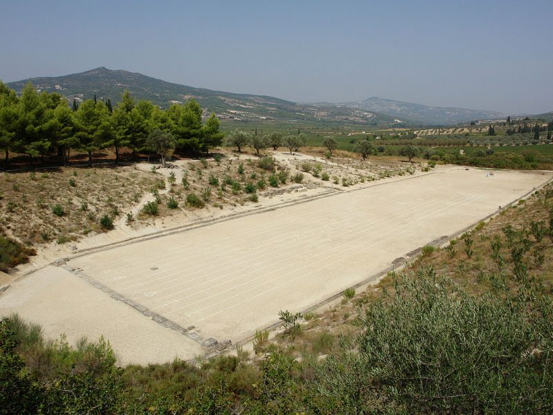 Discover Mythical Peloponnese_Nemea_Ancient_Stadium