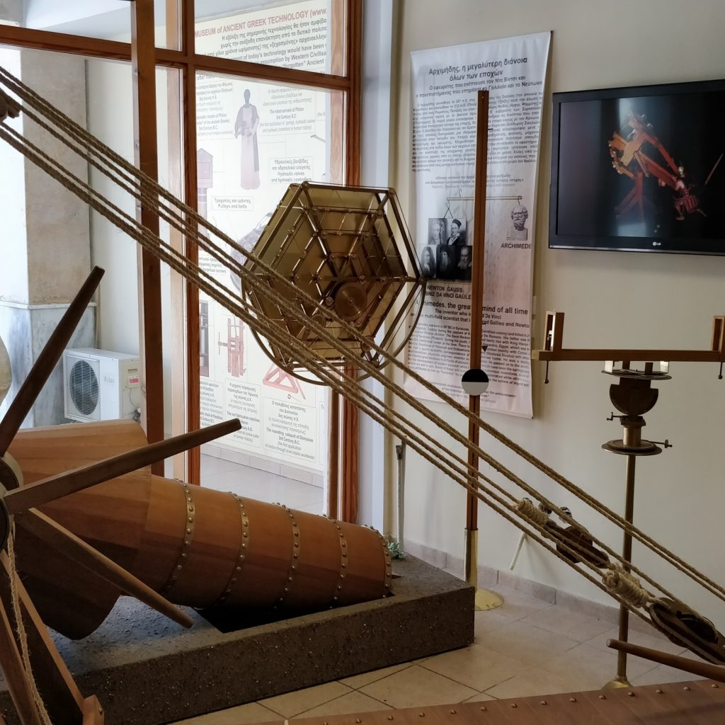 Discover Mythical Peloponnese_Olympia_Archimedes_Museum