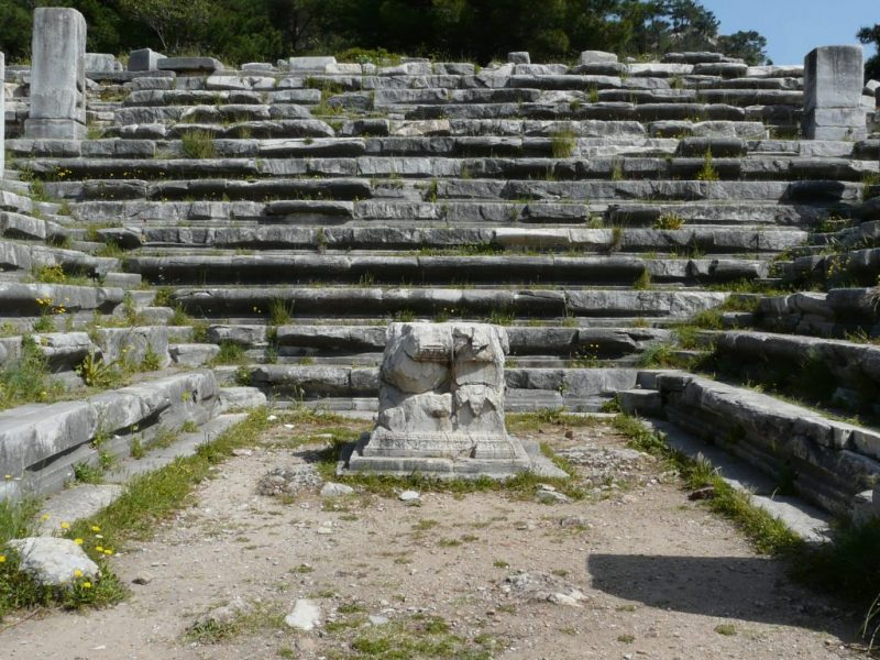 Discover Mythical Peloponnese_Olympia_Bouleuterion