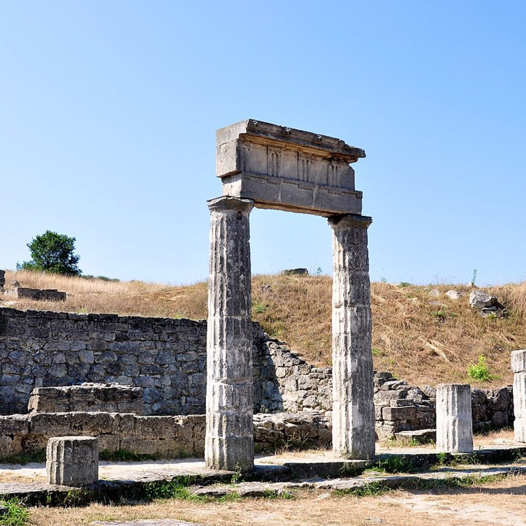 Discover Mythical Peloponnese_Olympia_Prytaneion