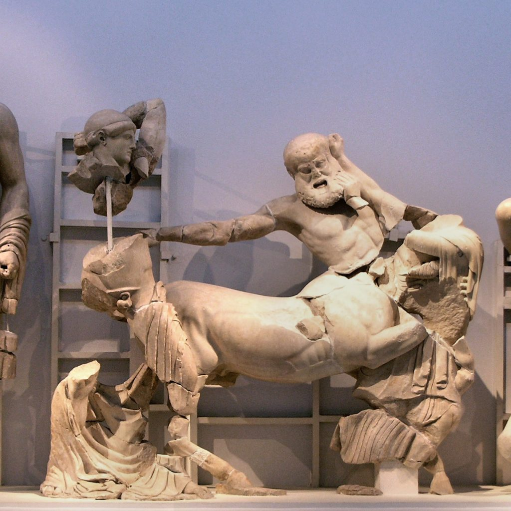Discover Mythical Peloponnese_Olympia_museum