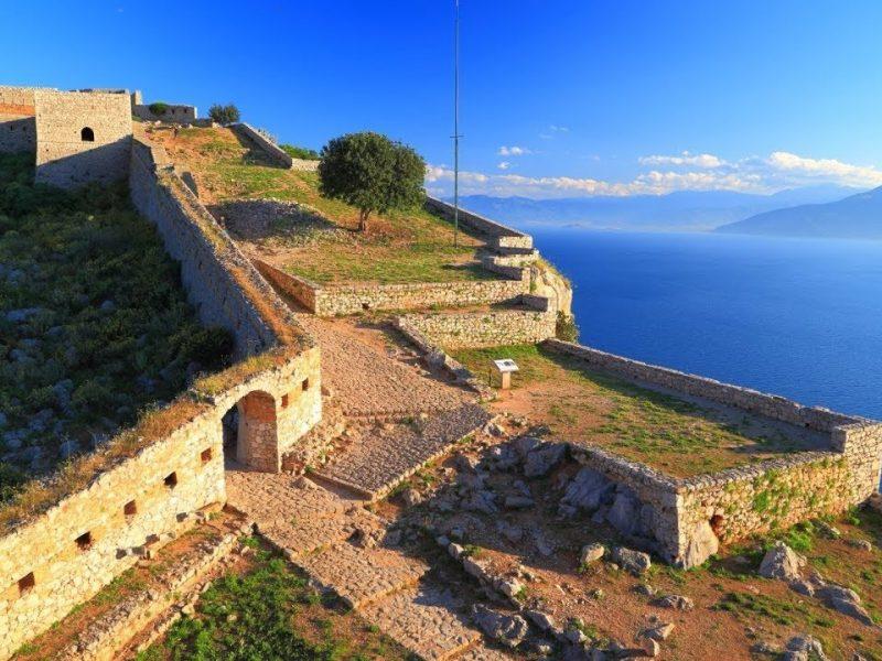 Discover Mythical Peloponnese_Palamidi_Nafplio