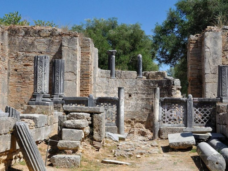 Discover Mythical Peloponnese_Peidia's workshop_Olympia
