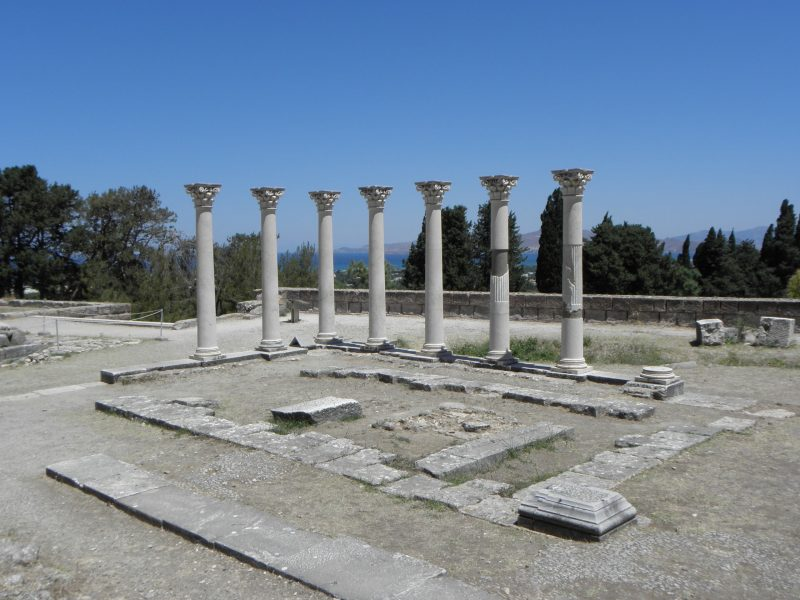 Discover Mythical Peloponnese_Temple of Apollo_Asclepeion