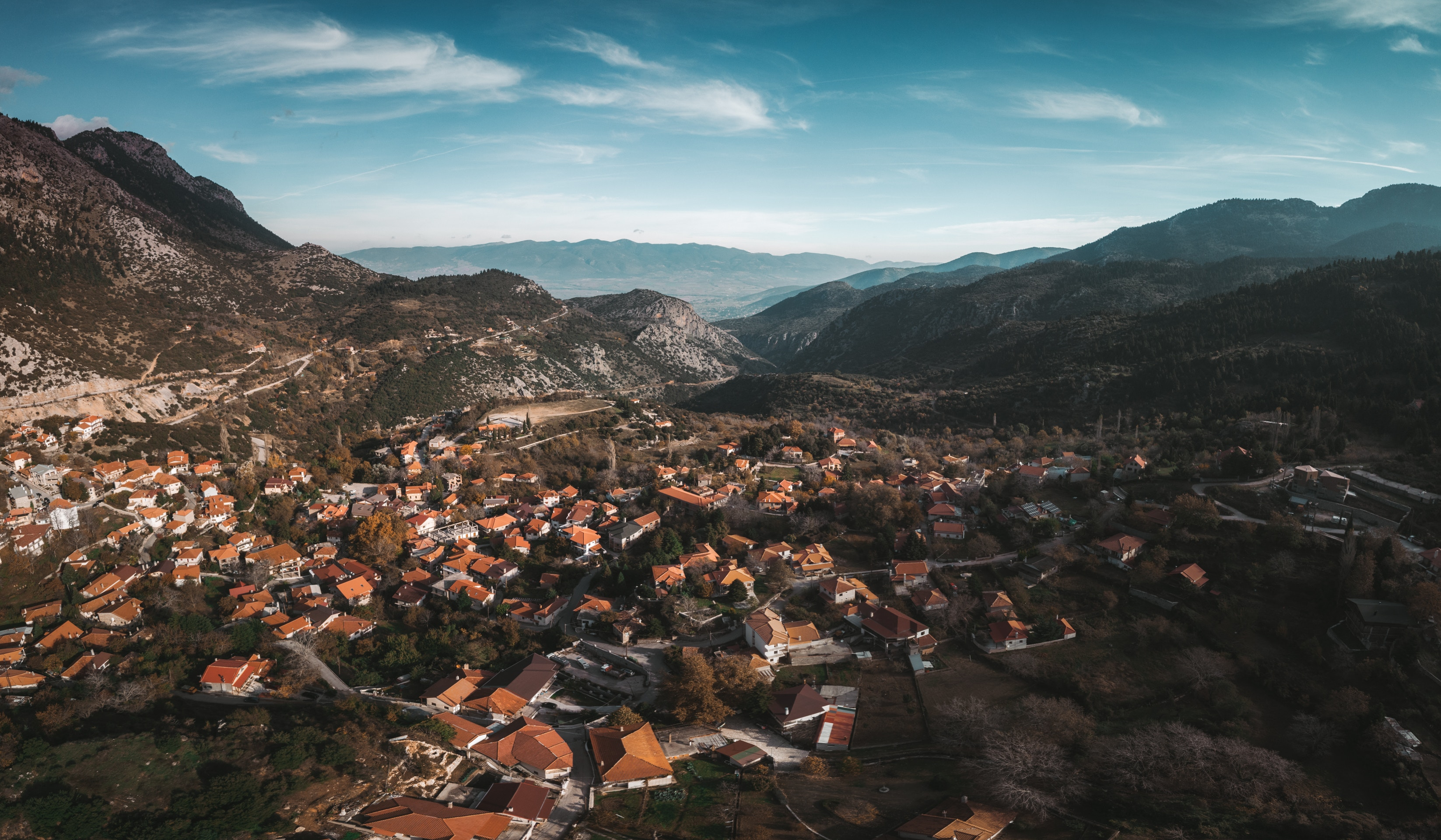 breathtaking view from delphi