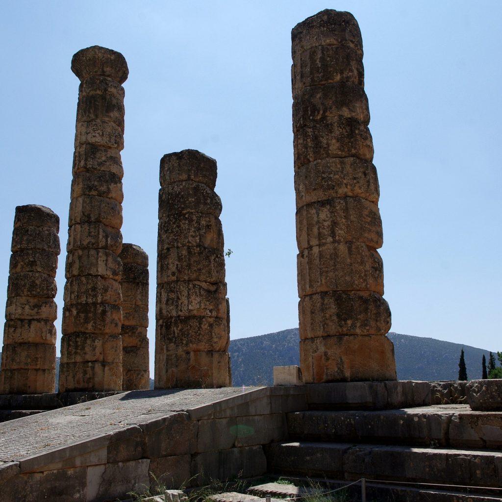 Sanctuary of Apollo_Delphi