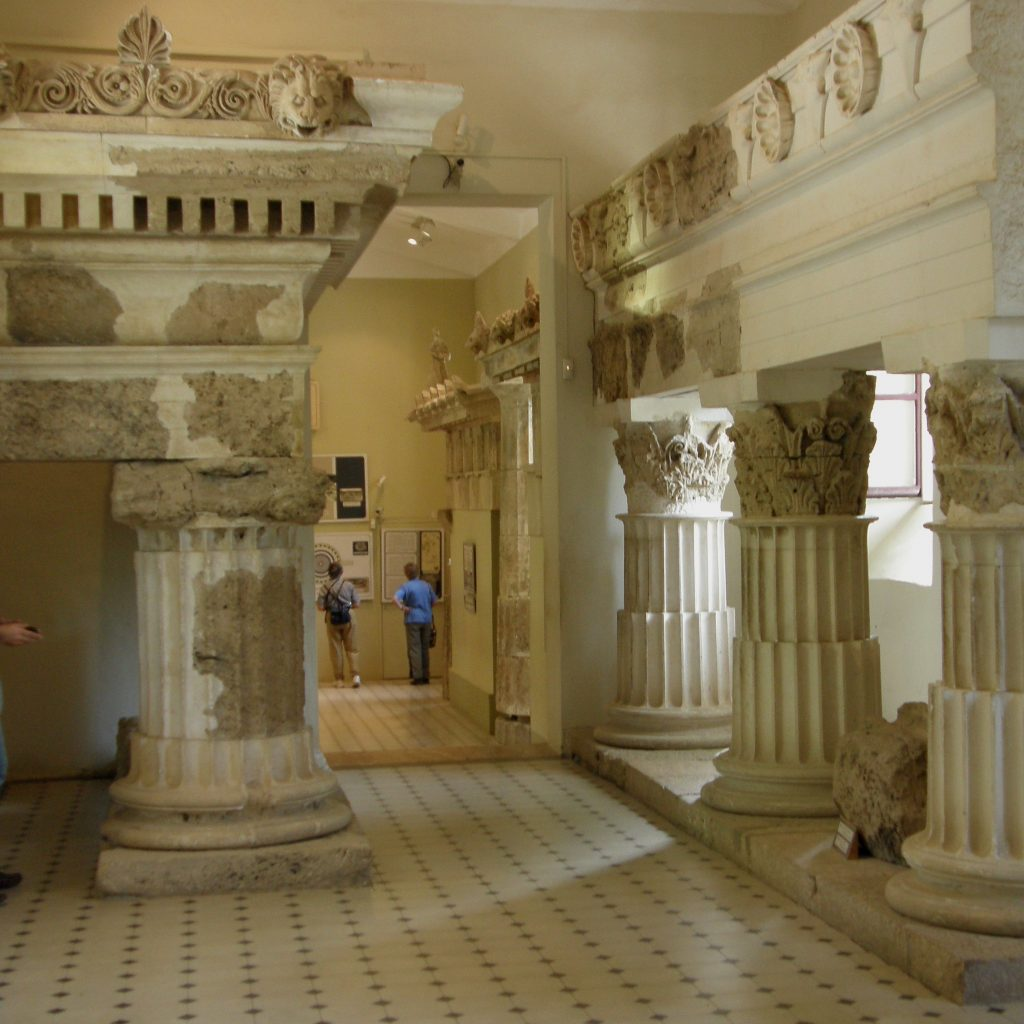 Discover Mythical Peloponnese_epidaurus museum