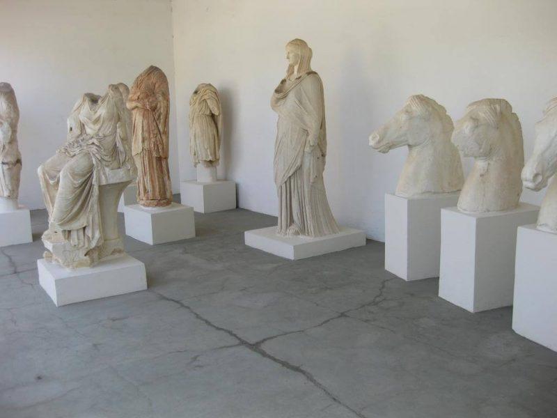 Discover Mythical Peloponnese_epidaurus_museum