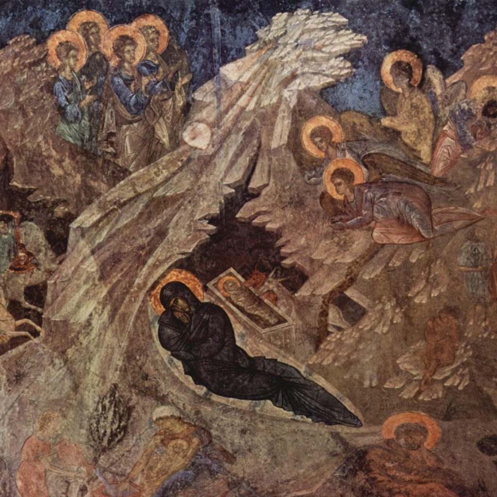 Discover_peloponnese_medieval_side_Mystras_frescoes