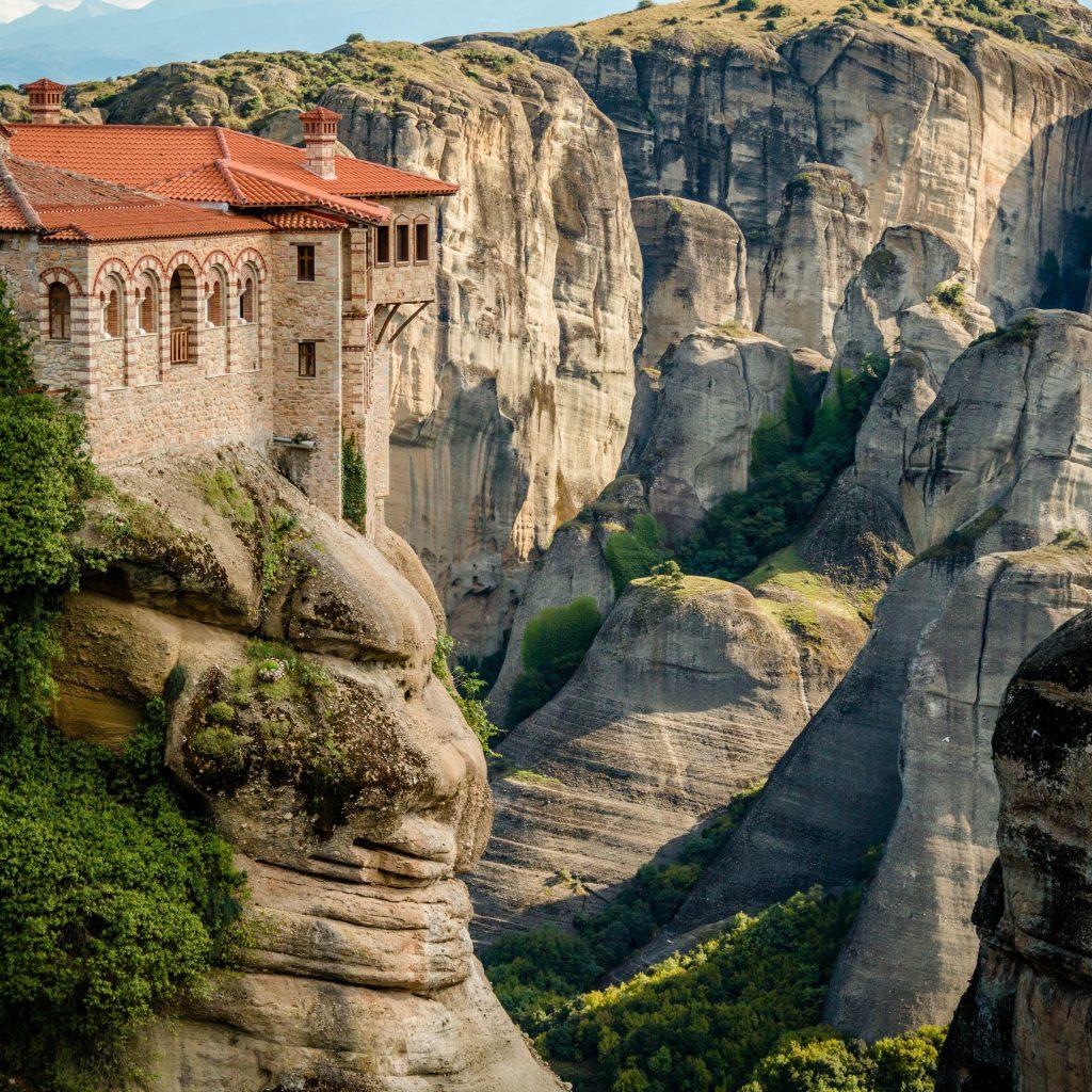 Private tour of Meteora