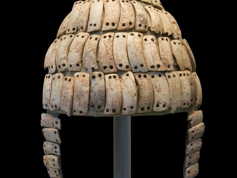 Discover Mythical Peloponnese_mycenean helmet