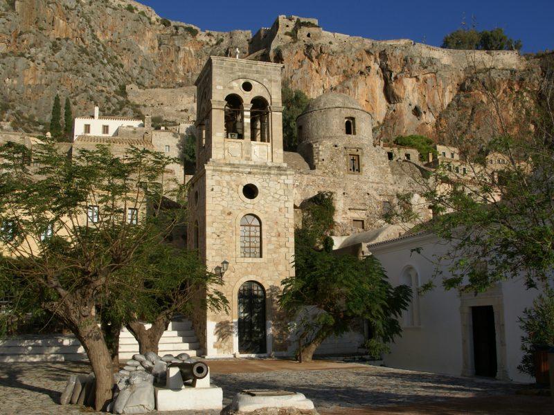 Discover_peloponnese_medieval_side_Monemvasia